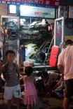 Bicycle repair shop, Dazhalan Xijie