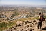 Lalibela, from above