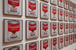 MoMA - Warhol's 'Campbell's Soup Cans'
