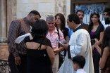 Baptism in Bethlehem