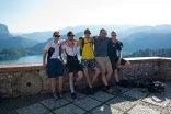 At Bled Castle